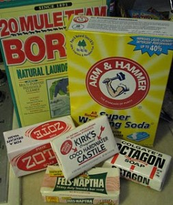 laundry soap making supplies
