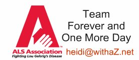 ALS Walk Team Forever and One More Day